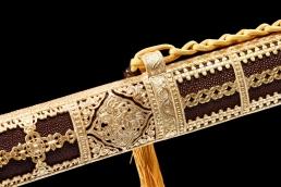 收藏精品永乐剑|手锻自炼钢|龙泉宝剑|★★★★★