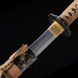 研白刃武士刀|武士刀|高碳钢|★★★