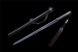 斩剑|素剑|高碳钢|超宽剑茎