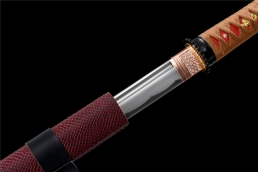 棕绳直造武士唐刀|唐刀|碳钢|★★