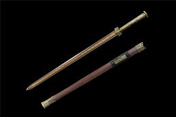 金属柄汉武剑|汉剑|高碳钢|★★